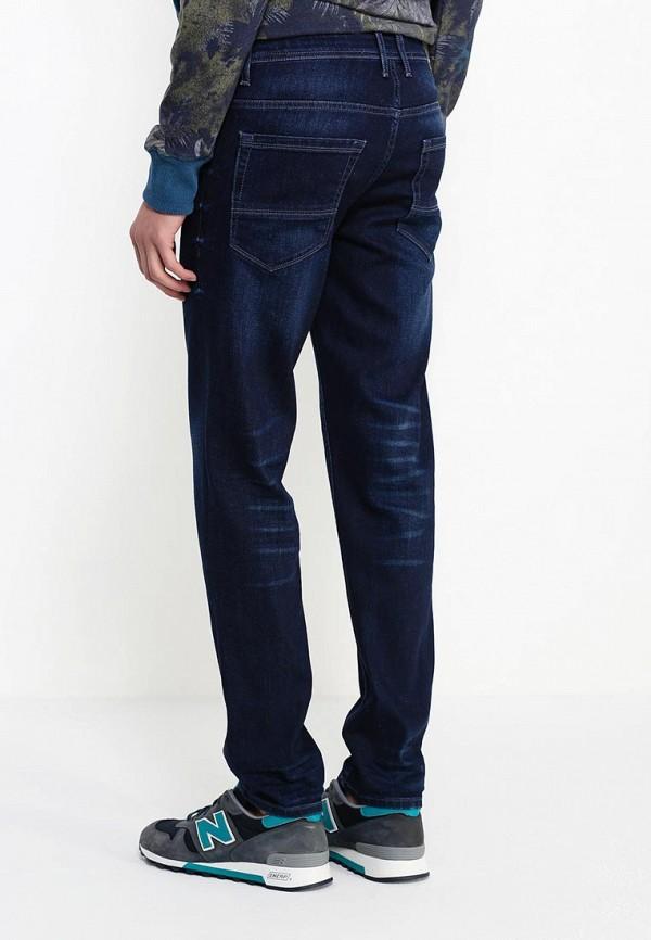Мужские прямые джинсы Burton Menswear London 12S12HBLU: изображение 4