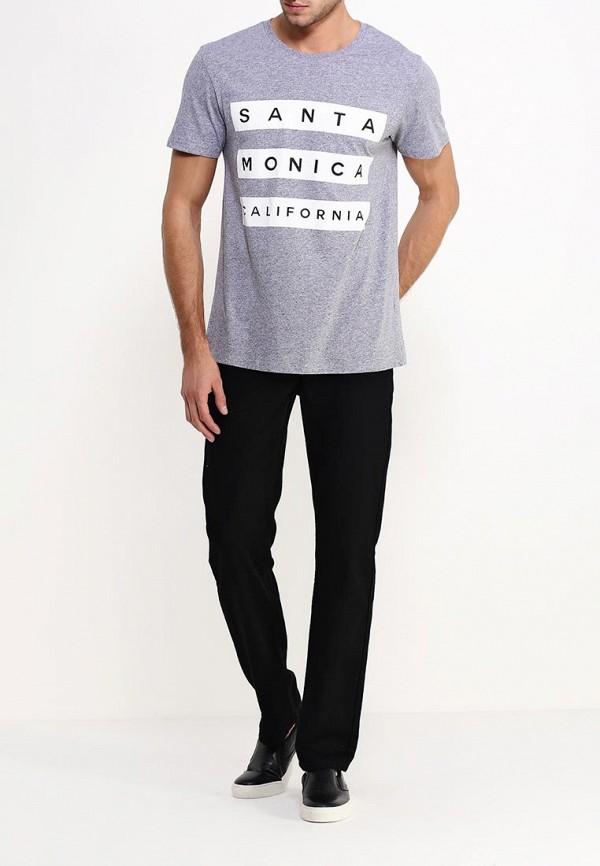 Мужские прямые джинсы Burton Menswear London 12T01HBLK: изображение 2