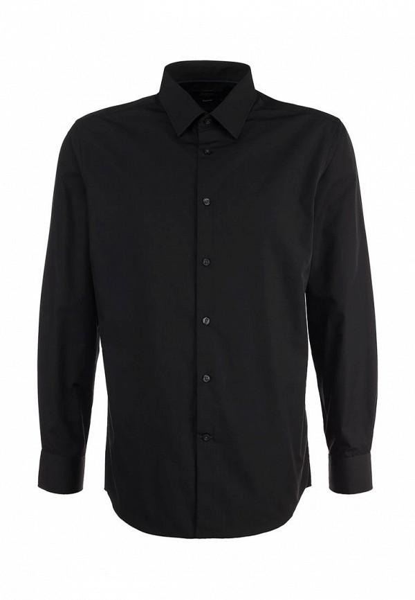 Рубашка с длинным рукавом Burton Menswear London 19B02GBLK: изображение 1