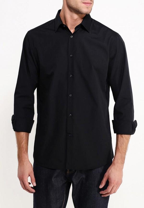 Рубашка с длинным рукавом Burton Menswear London 19B02GBLK: изображение 4