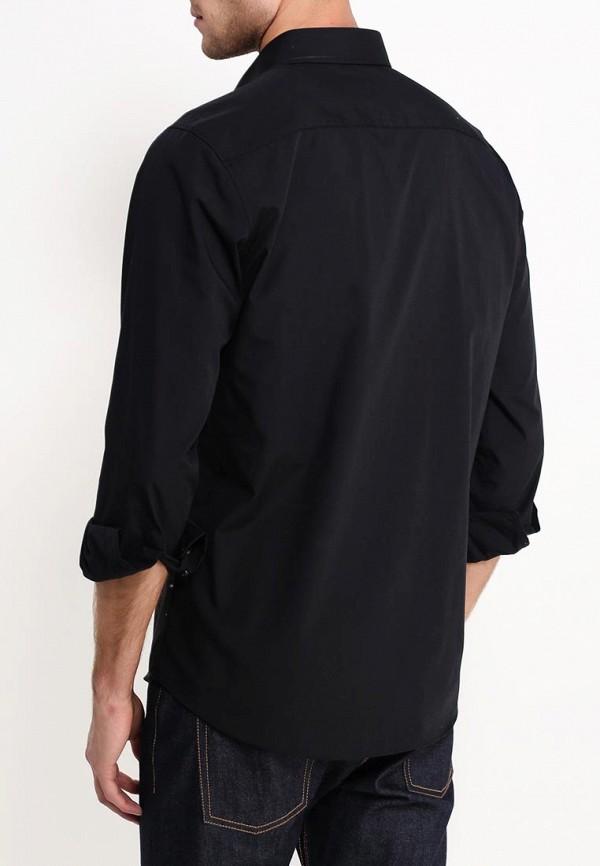 Рубашка с длинным рукавом Burton Menswear London 19B02GBLK: изображение 5