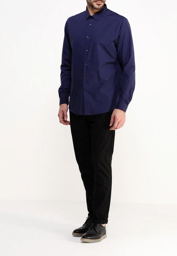 Рубашка с длинным рукавом Burton Menswear London 19B05GNVY: изображение 2