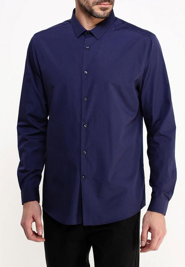 Рубашка с длинным рукавом Burton Menswear London 19B05GNVY: изображение 3