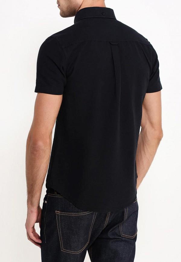 Рубашка с коротким рукавом Burton Menswear London 22D08GBLK: изображение 5