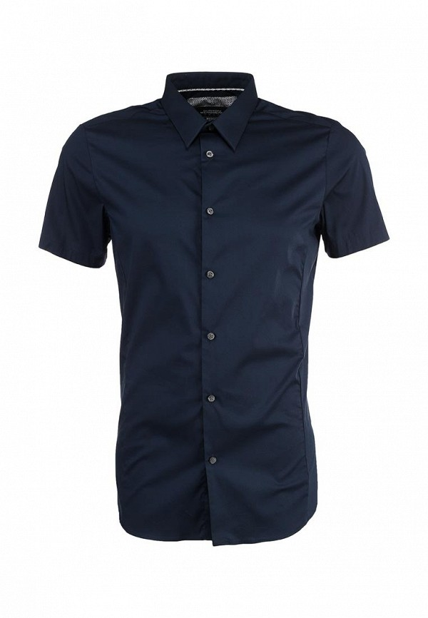 Рубашка с коротким рукавом Burton Menswear London 22D12GNVY: изображение 2