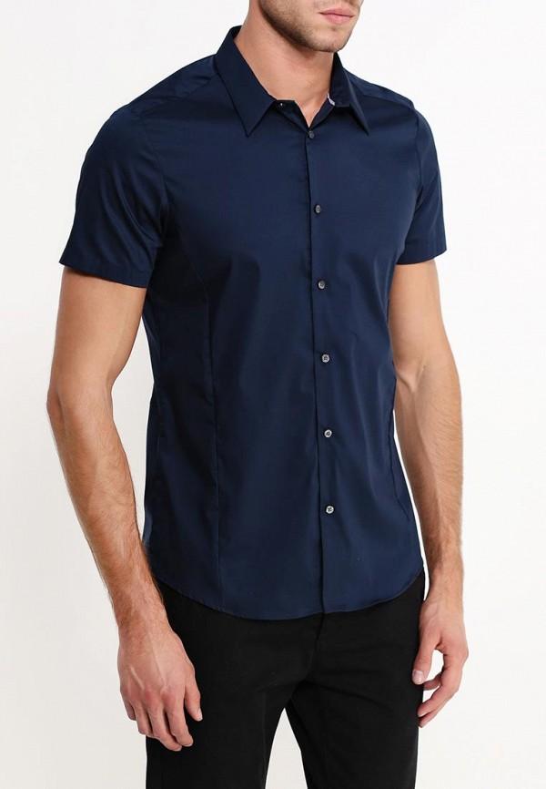Рубашка с коротким рукавом Burton Menswear London 22D12GNVY: изображение 4