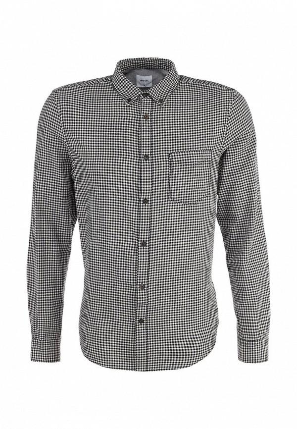 Рубашка с длинным рукавом Burton Menswear London 22G01HBLK: изображение 1