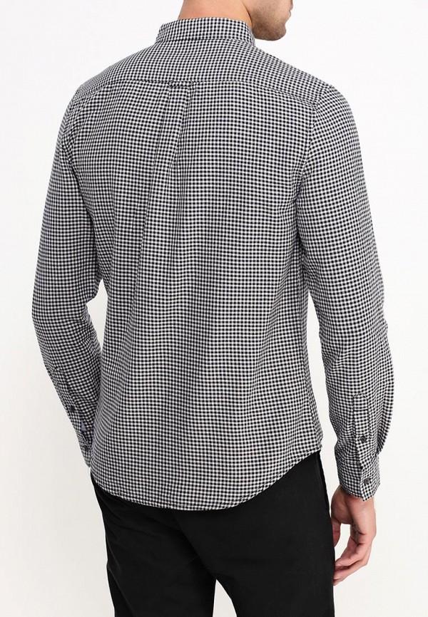 Рубашка с длинным рукавом Burton Menswear London 22G01HBLK: изображение 5
