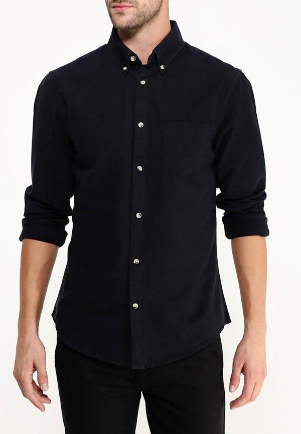 Рубашка с длинным рукавом Burton Menswear London 22O01HBLK: изображение 3