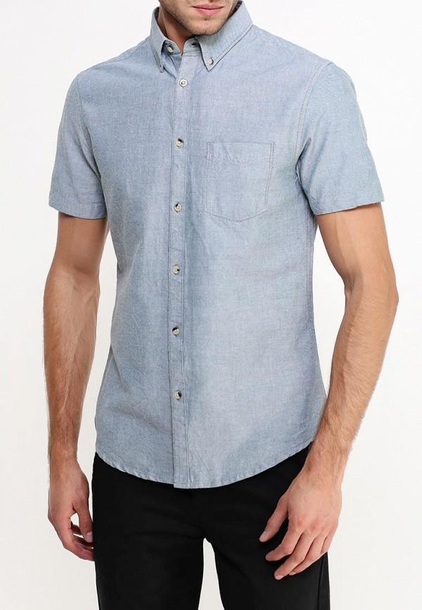 Рубашка с коротким рукавом Burton Menswear London 22O01HGRY: изображение 4
