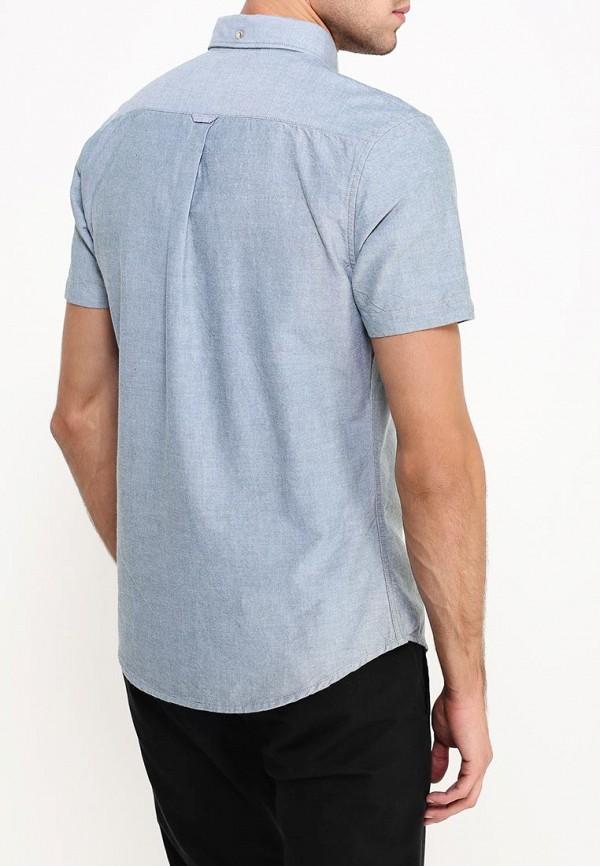 Рубашка с коротким рукавом Burton Menswear London 22O01HGRY: изображение 5