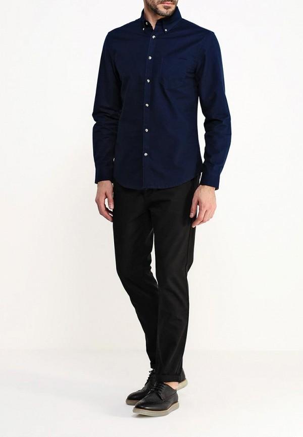Рубашка с длинным рукавом Burton Menswear London 22O01HNVY: изображение 2