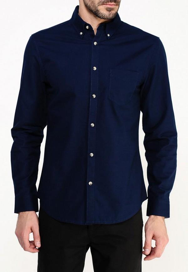 Рубашка с длинным рукавом Burton Menswear London 22O01HNVY: изображение 3