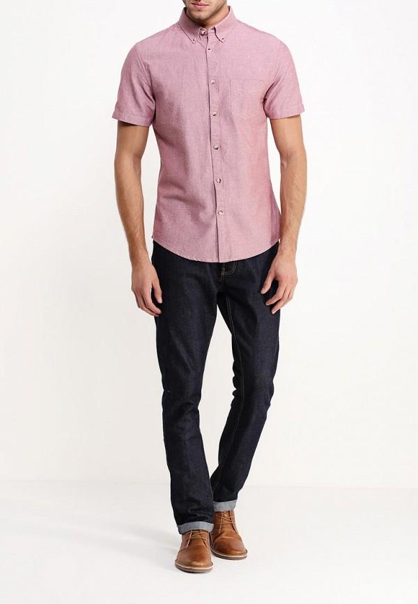 Рубашка с коротким рукавом Burton Menswear London 22O01HRED: изображение 3