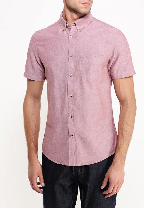 Рубашка с коротким рукавом Burton Menswear London 22O01HRED: изображение 4