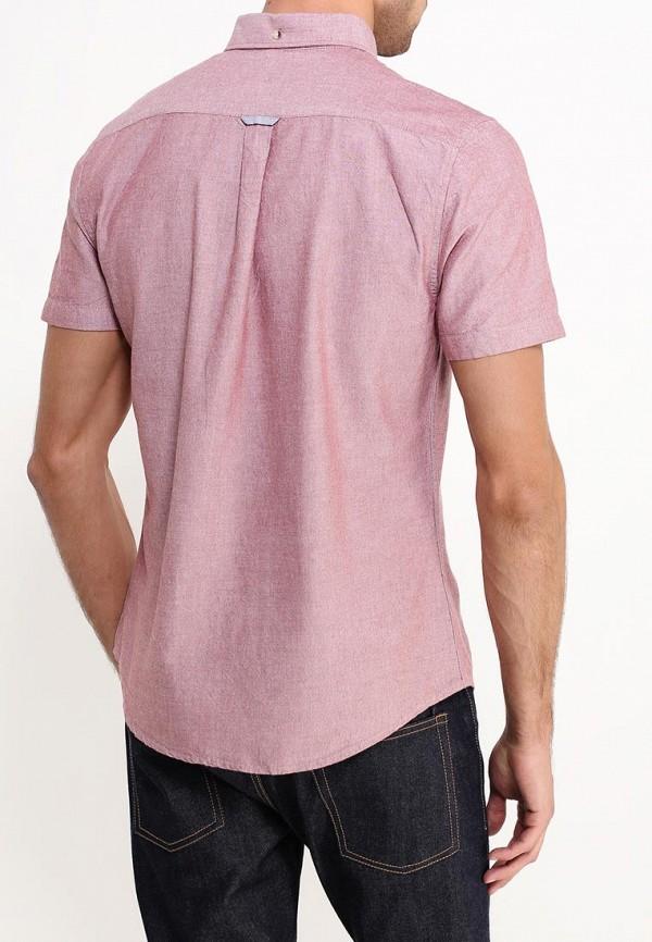 Рубашка с коротким рукавом Burton Menswear London 22O01HRED: изображение 5
