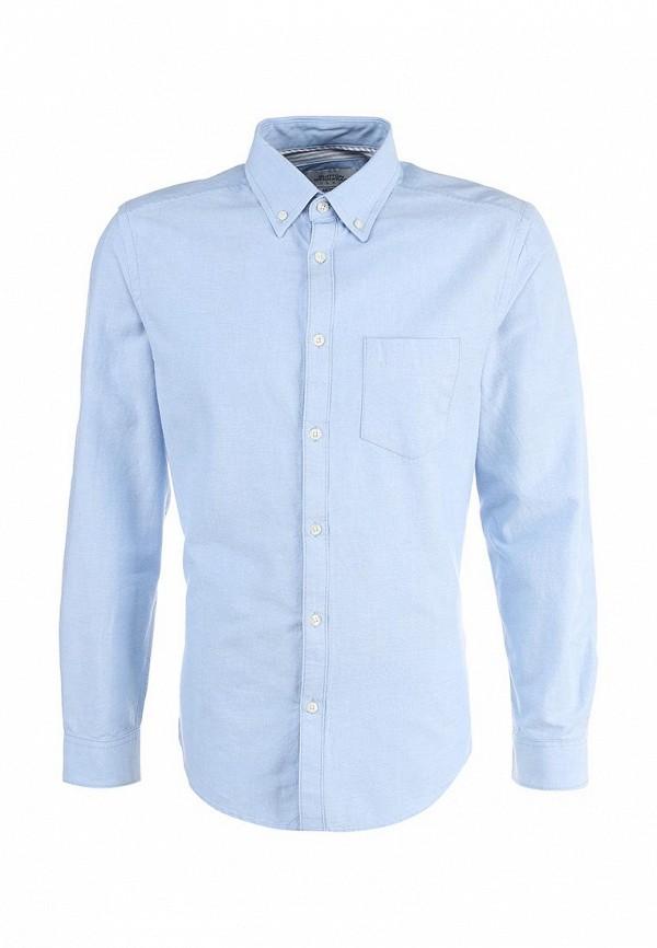 Рубашка с длинным рукавом Burton Menswear London 22O09GBLU: изображение 2