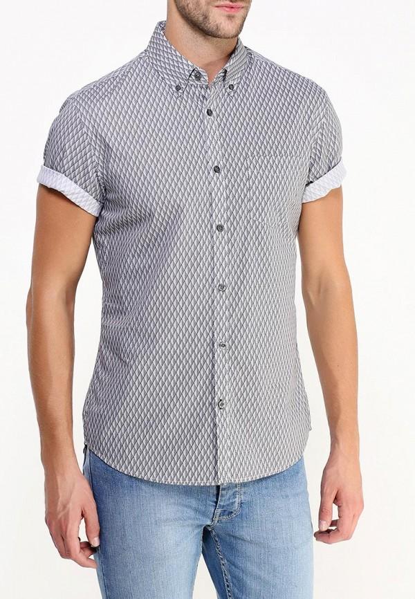 Рубашка с коротким рукавом Burton Menswear London 22P02HBLK: изображение 3