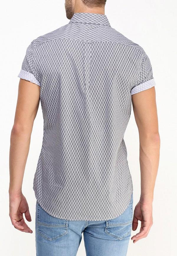 Рубашка с коротким рукавом Burton Menswear London 22P02HBLK: изображение 4
