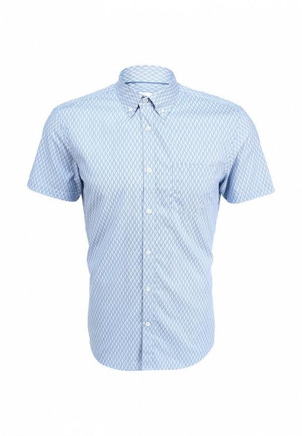 Рубашка с коротким рукавом Burton Menswear London 22P02HBLU: изображение 1