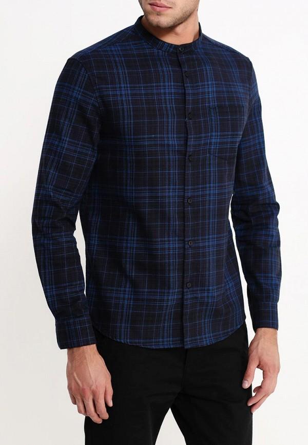 Рубашка с длинным рукавом Burton Menswear London 22R01HBLK: изображение 4