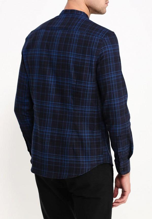 Рубашка с длинным рукавом Burton Menswear London 22R01HBLK: изображение 5