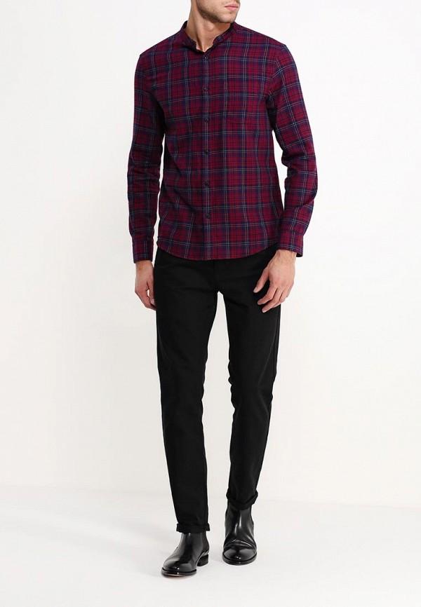 Рубашка с длинным рукавом Burton Menswear London 22R01HPUR: изображение 3