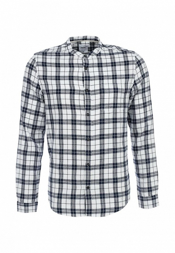 Рубашка с длинным рукавом Burton Menswear London 22R02HBLU: изображение 1
