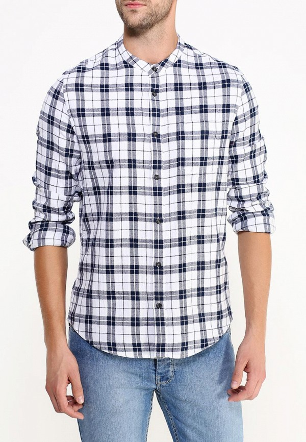 Рубашка с длинным рукавом Burton Menswear London 22R02HBLU: изображение 3