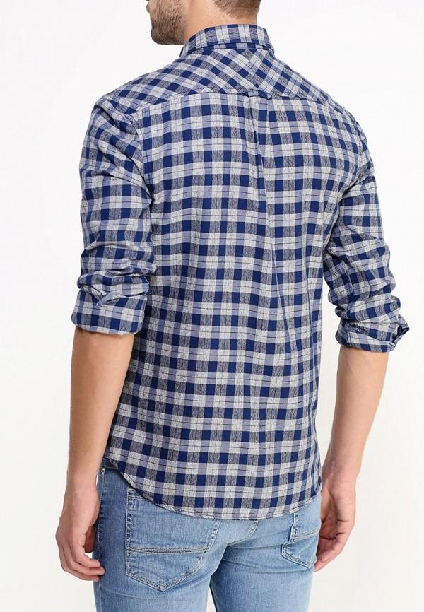 Рубашка с длинным рукавом Burton Menswear London 22R03HBLU: изображение 4