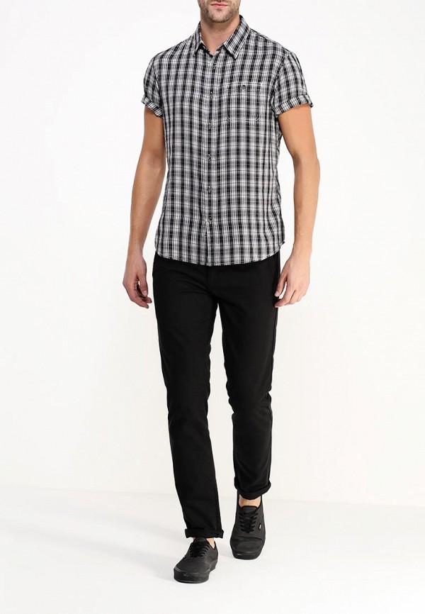 Рубашка с коротким рукавом Burton Menswear London 22S01HBLK: изображение 2