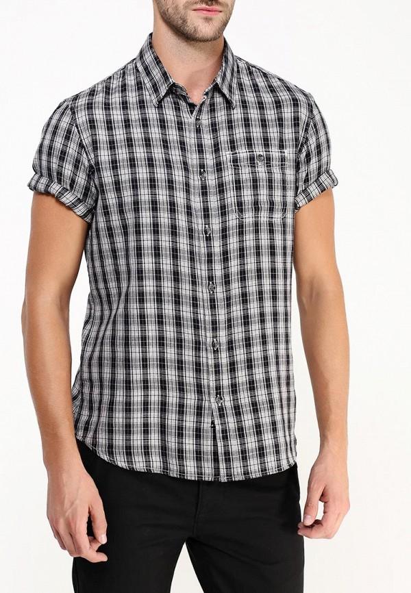 Рубашка с коротким рукавом Burton Menswear London 22S01HBLK: изображение 3