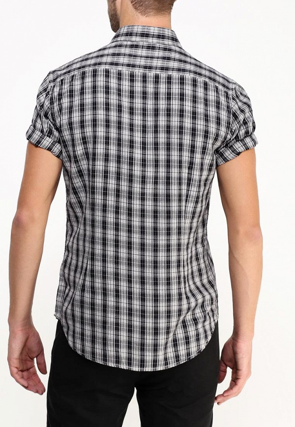 Рубашка с коротким рукавом Burton Menswear London 22S01HBLK: изображение 4