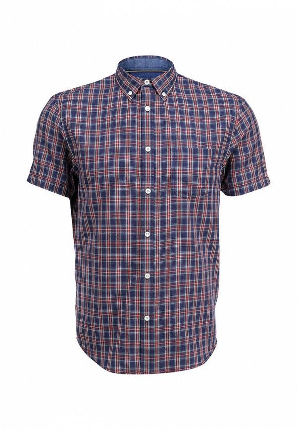 Рубашка с коротким рукавом Burton Menswear London 22S02HBLU: изображение 1
