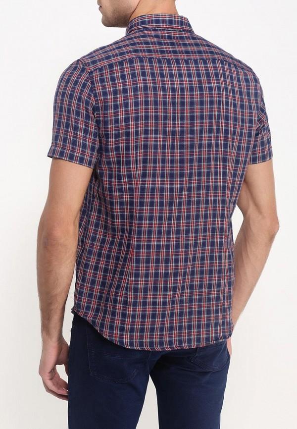 Рубашка с коротким рукавом Burton Menswear London 22S02HBLU: изображение 4
