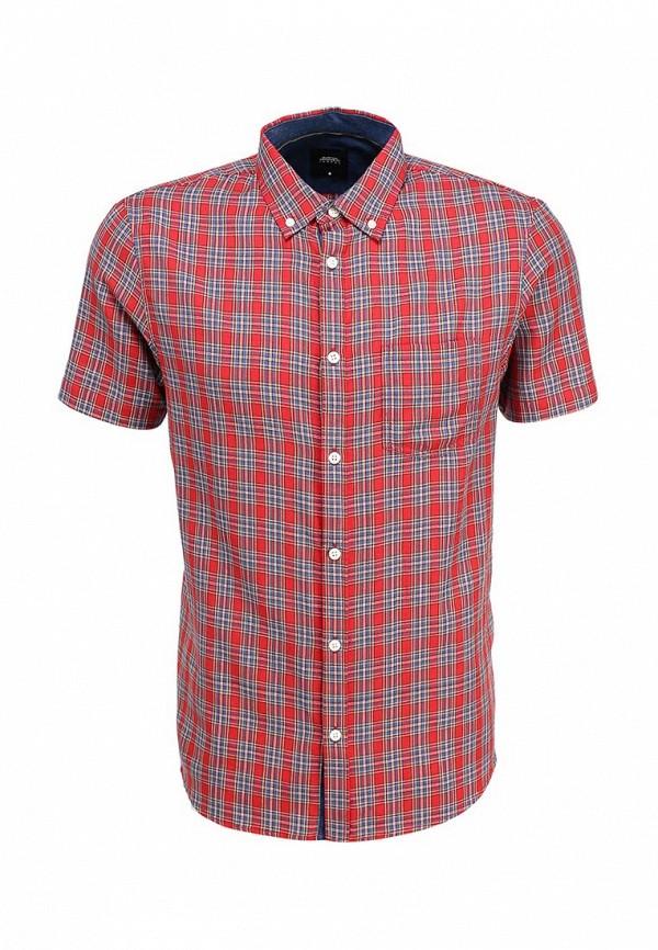 Рубашка с коротким рукавом Burton Menswear London 22S02HRED: изображение 1