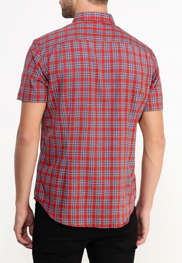 Рубашка с коротким рукавом Burton Menswear London 22S02HRED: изображение 3