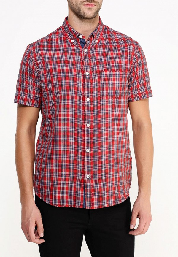 Рубашка с коротким рукавом Burton Menswear London 22S02HRED: изображение 4
