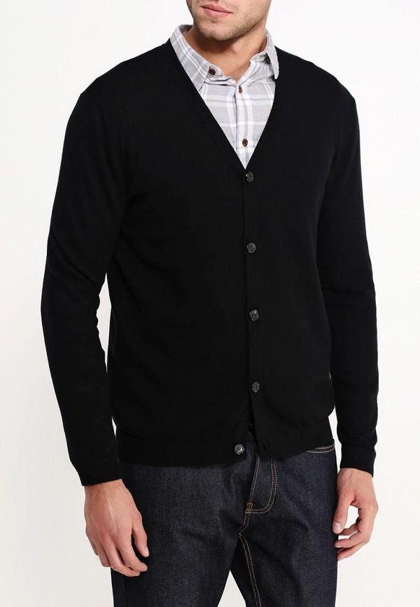 Кардиган Burton Menswear London 27O01HBLK: изображение 4