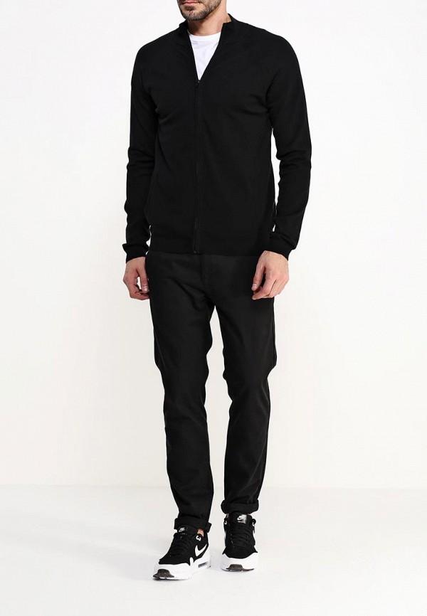 Кардиган Burton Menswear London 27O11HBLK: изображение 2