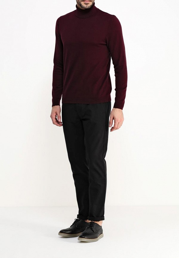 Водолазка Burton Menswear London 27R01HPUR: изображение 2