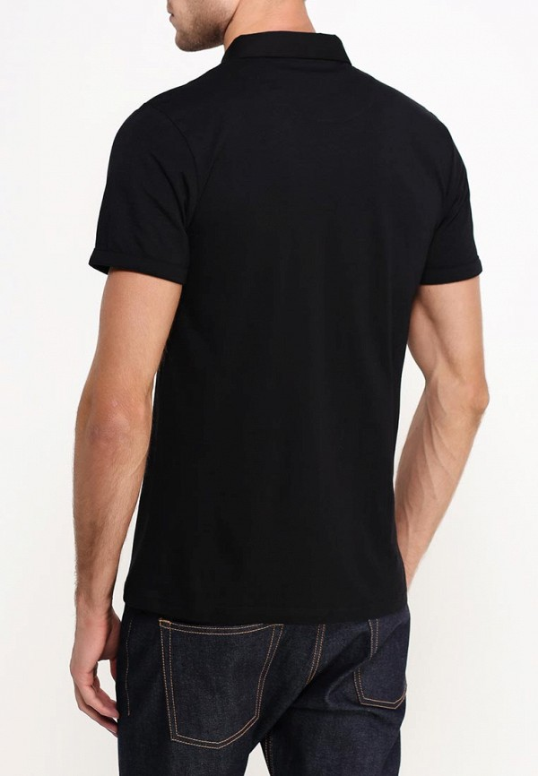 Мужские поло Burton Menswear London 45J01HBLK: изображение 5