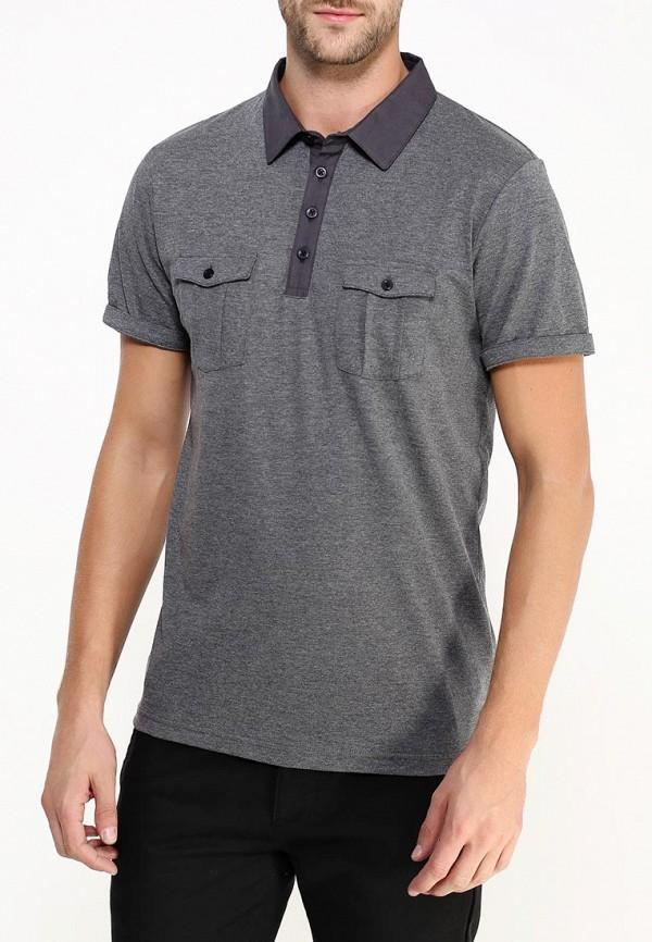 Мужские поло Burton Menswear London 45J01HGRY: изображение 3