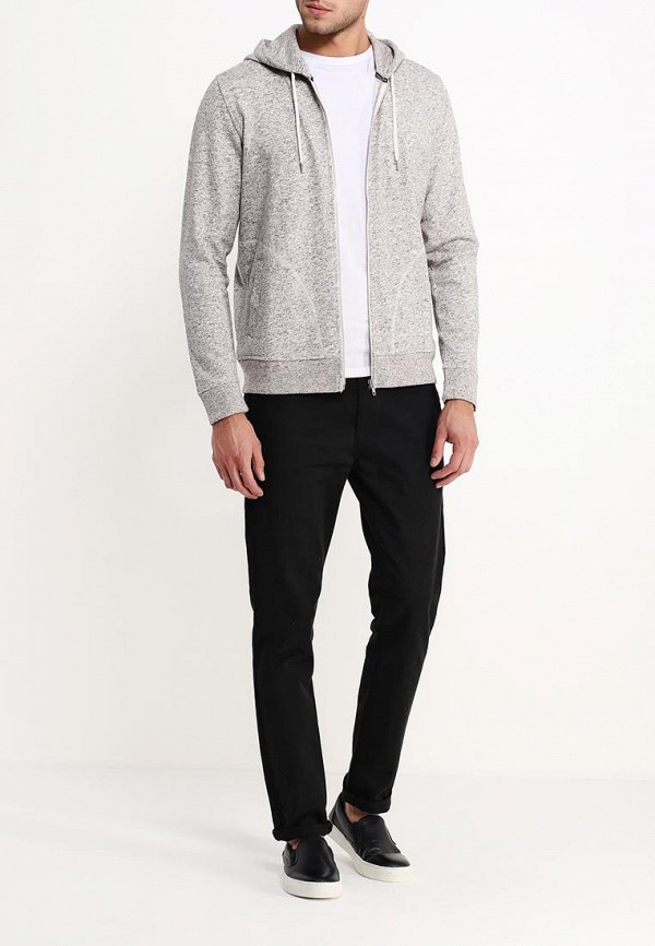 Толстовка Burton Menswear London 46B02HGRY: изображение 3