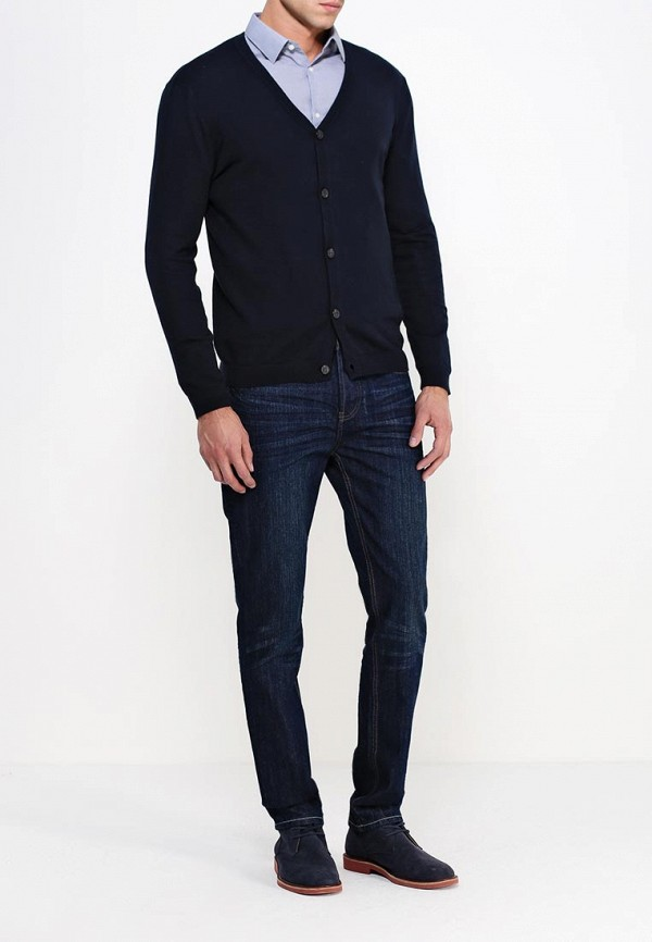 Кардиган Burton Menswear London 270O1HNVY: изображение 2