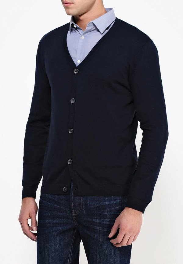Кардиган Burton Menswear London 270O1HNVY: изображение 3