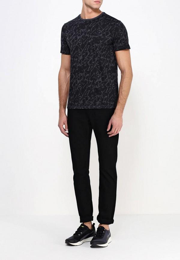 Мужские прямые джинсы Burton Menswear London 12A01HBLK: изображение 2