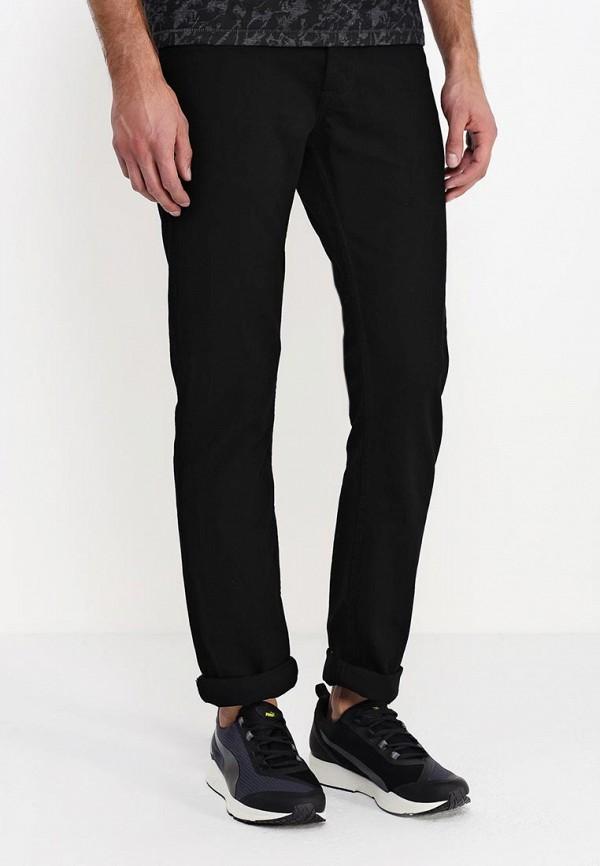 Мужские прямые джинсы Burton Menswear London 12A01HBLK: изображение 3