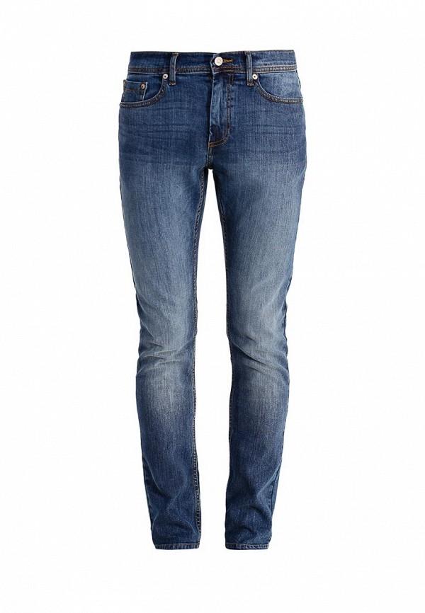 Мужские прямые джинсы Burton Menswear London 12A06HBLU