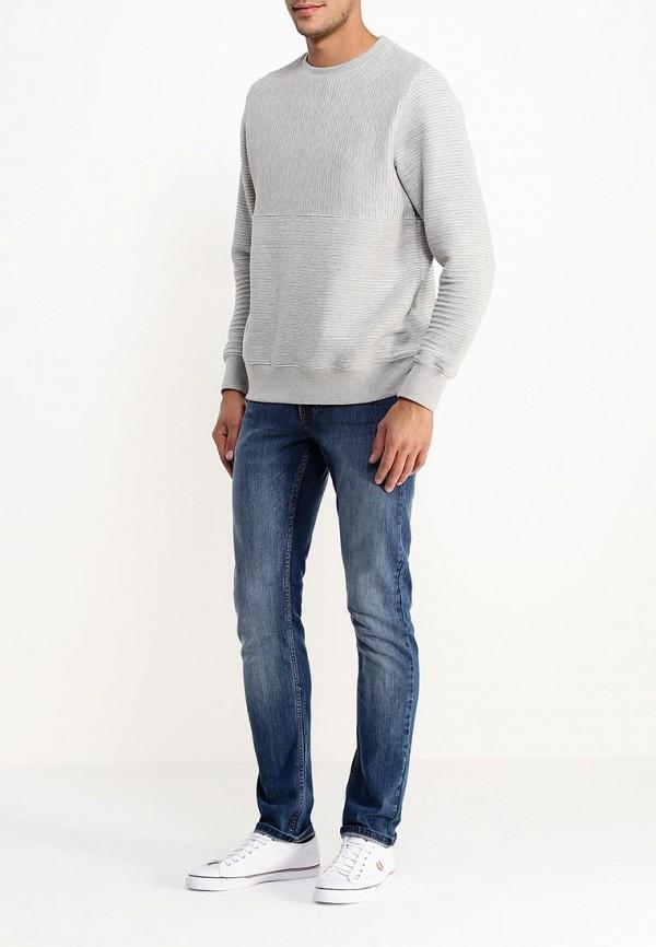 Мужские прямые джинсы Burton Menswear London 12A06HBLU: изображение 2